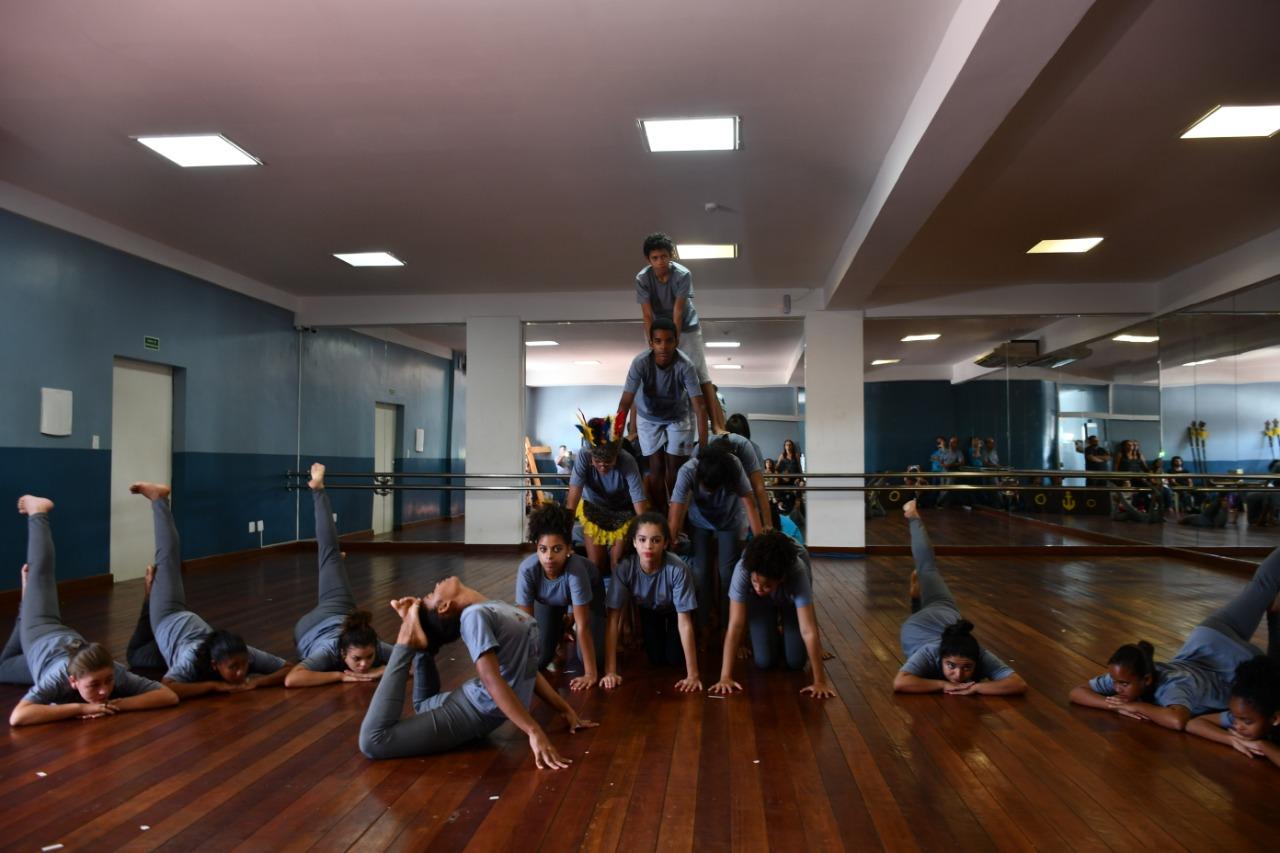 Grupo Trampolim, em Porto Calvo (AL)