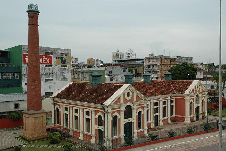 Centro Cultural Chaminé