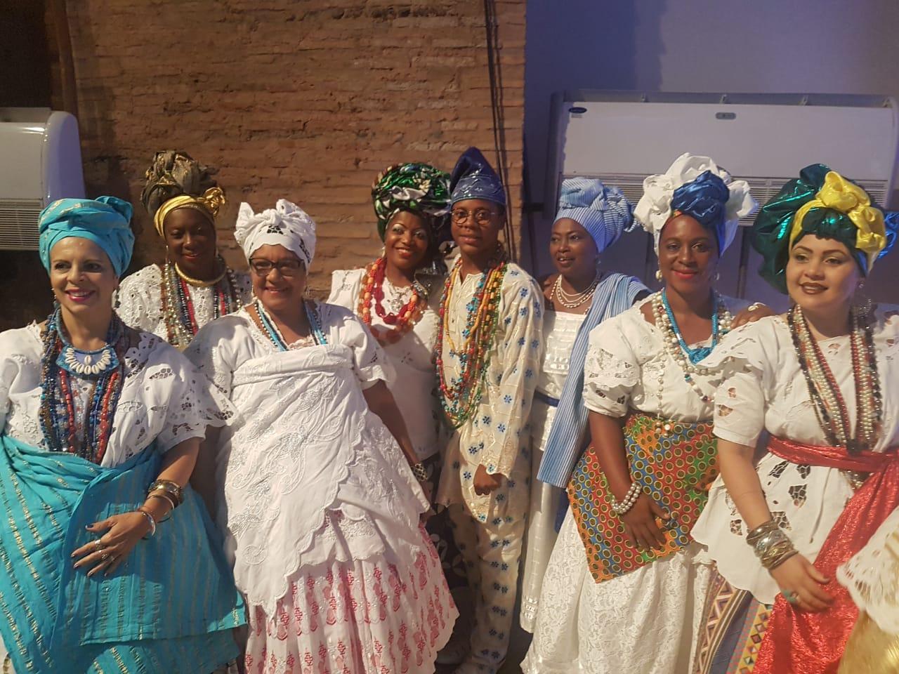 Iphan; Patrimônio Imaterial; ofício acarajé; matriz africana; baianas