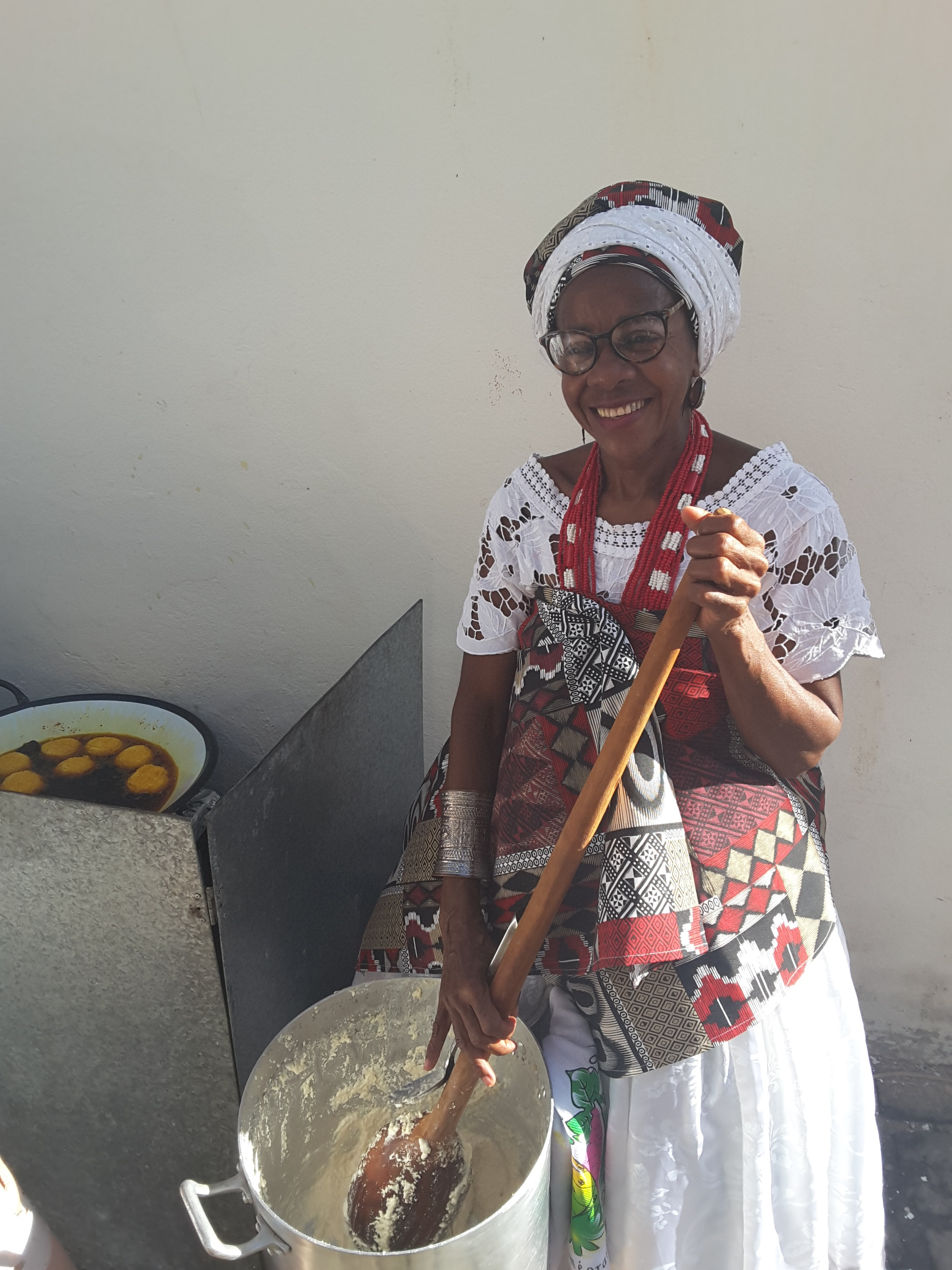 """Lançamento Campanha """"Valorize a baiana do acarajé, valorize o Patrimônio Cultural do Brasil"""""""