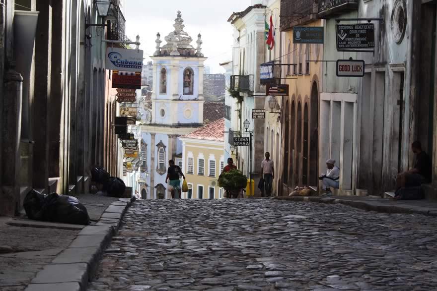 Casarios de Salvador