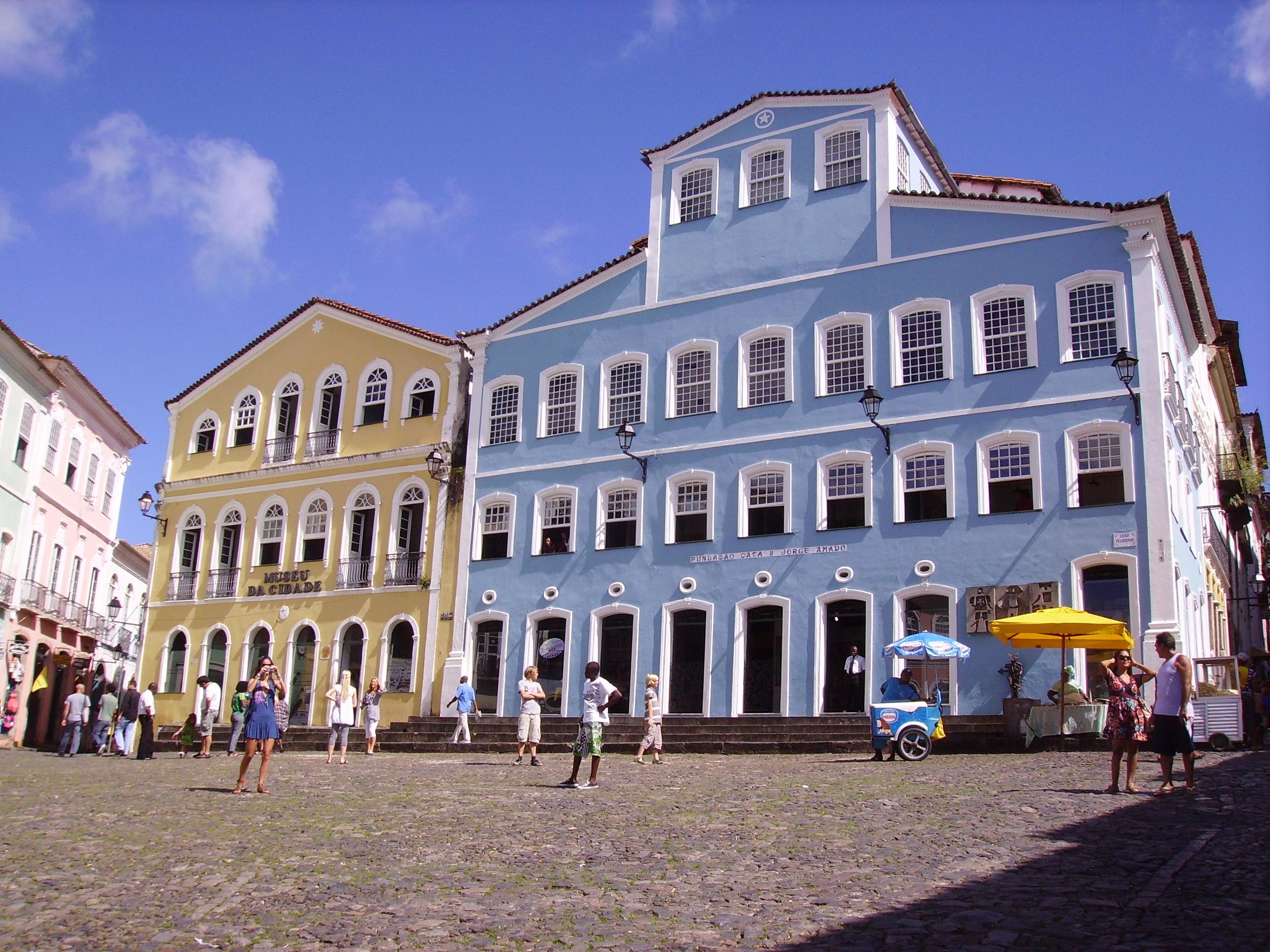 BA_Salvador_Pelourinho_Casa de Jorge Amado
