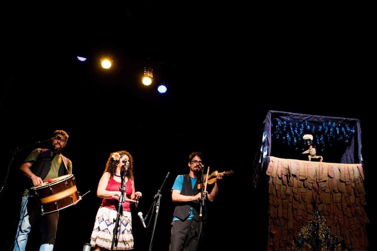 Oficina no DF debaterá Salvaguarda do Teatro de Bonecos Popular do Nordeste