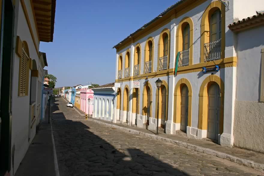 Casarios da Cidade de Goiás
