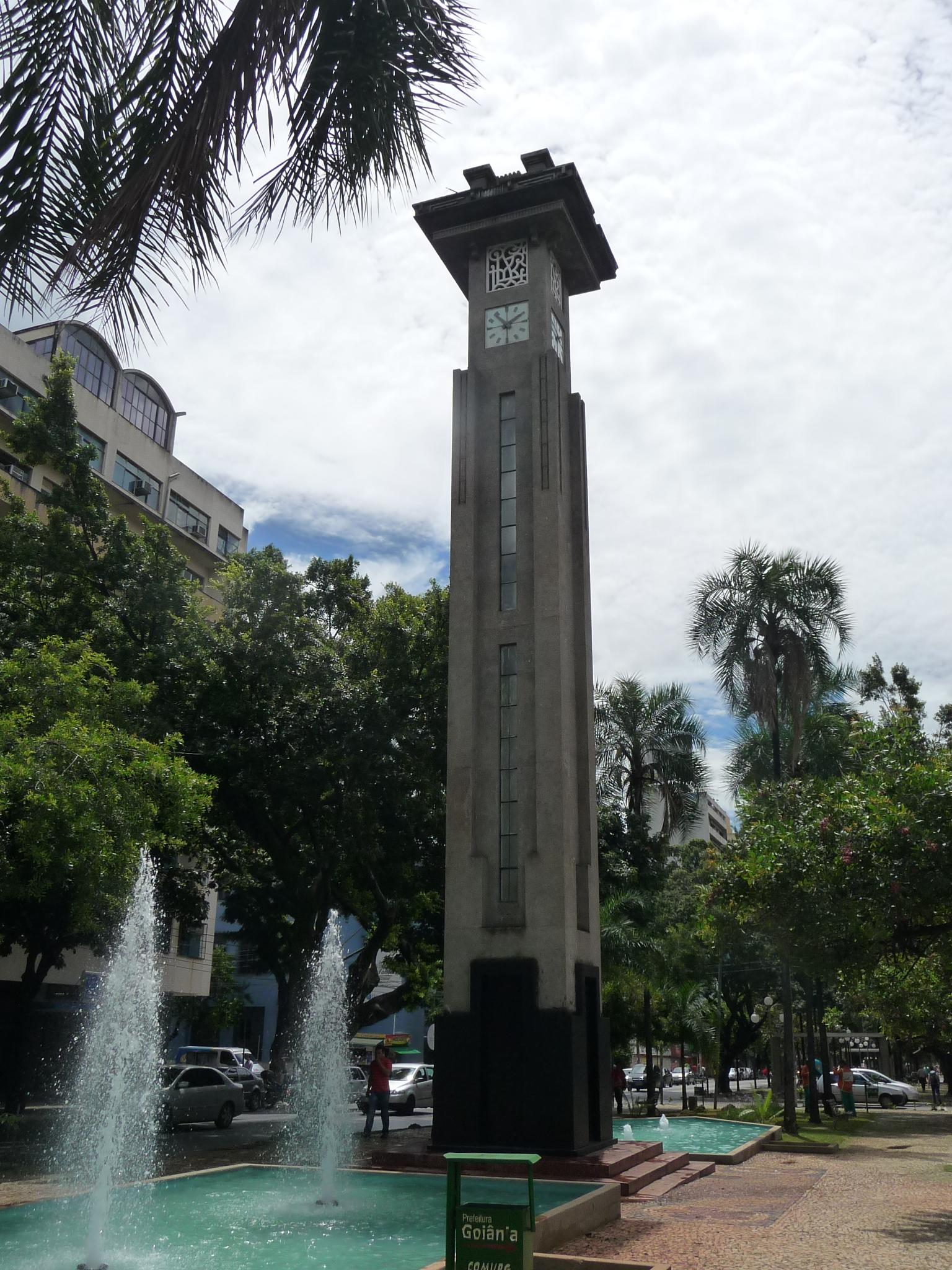 GO_Goiania_Torre_do_Relógio