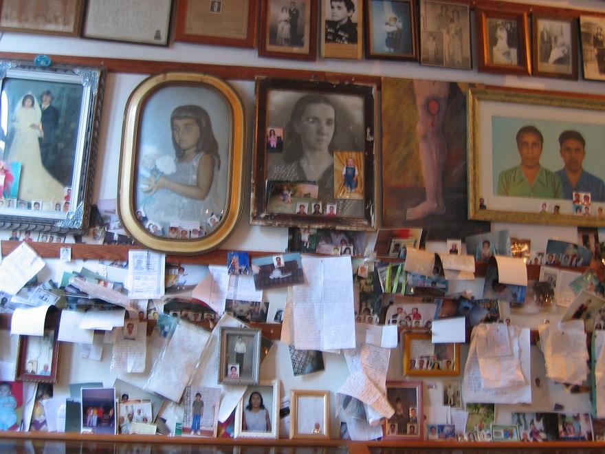 Coleção Ex-Votos - Santuário de Bom Jesus de Matozinhos, Congonhas (MG).