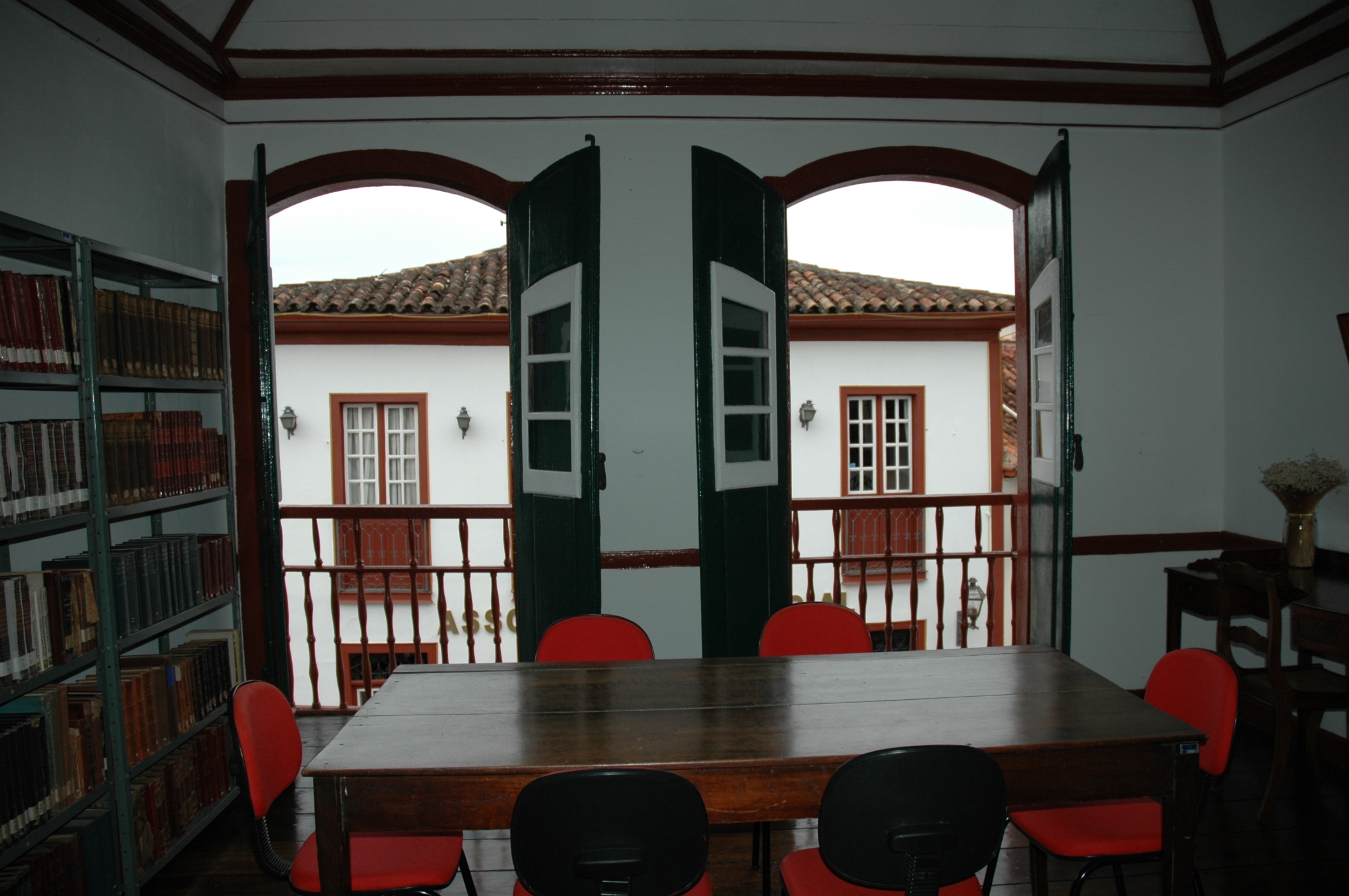 Biblioteca Antonio Torres - Diamantina - MG - Monica Elisque (8)