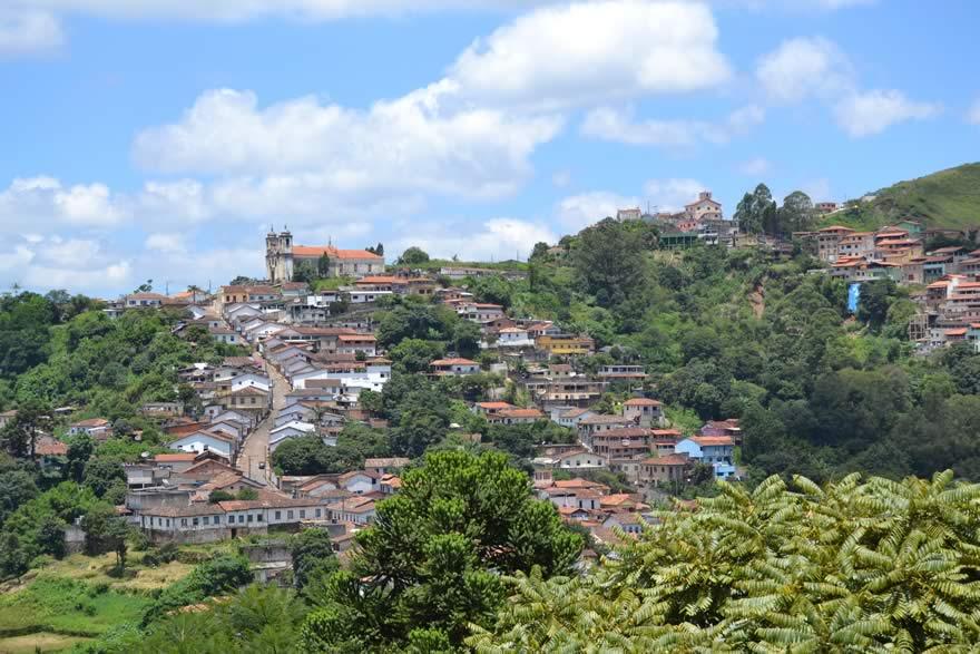 Visão Geral de Ouro Preto