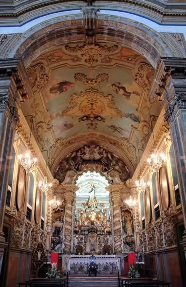 Altar da Capela de Nossa Senhora da Conceição