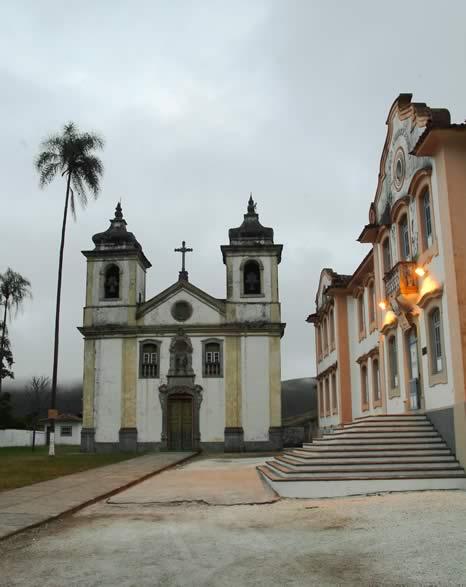Igreja do Bom Jesus do Matozinhos