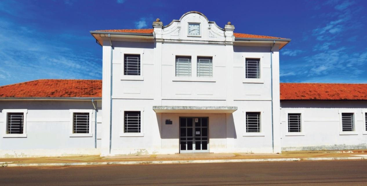 MS_Campo_Grande_Estação Ferroviária