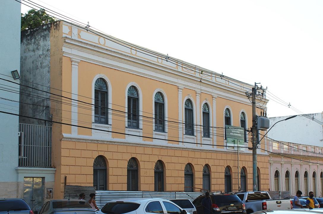 Antigo Hotel Internacional, em Corumbá (MS)