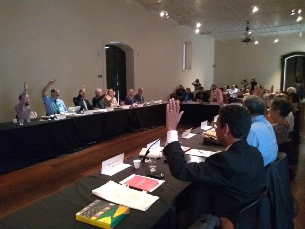 Por unanimidade, o Conselho Consultivo do Patrimônio Cultural reconheceu o Marabaixo como Patrimônio Cultural do Brasil