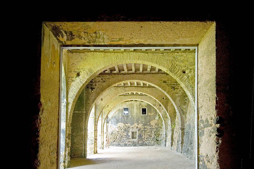 Fortaleza de Santa Cruz - Ilha de Anhatomirim (SC)