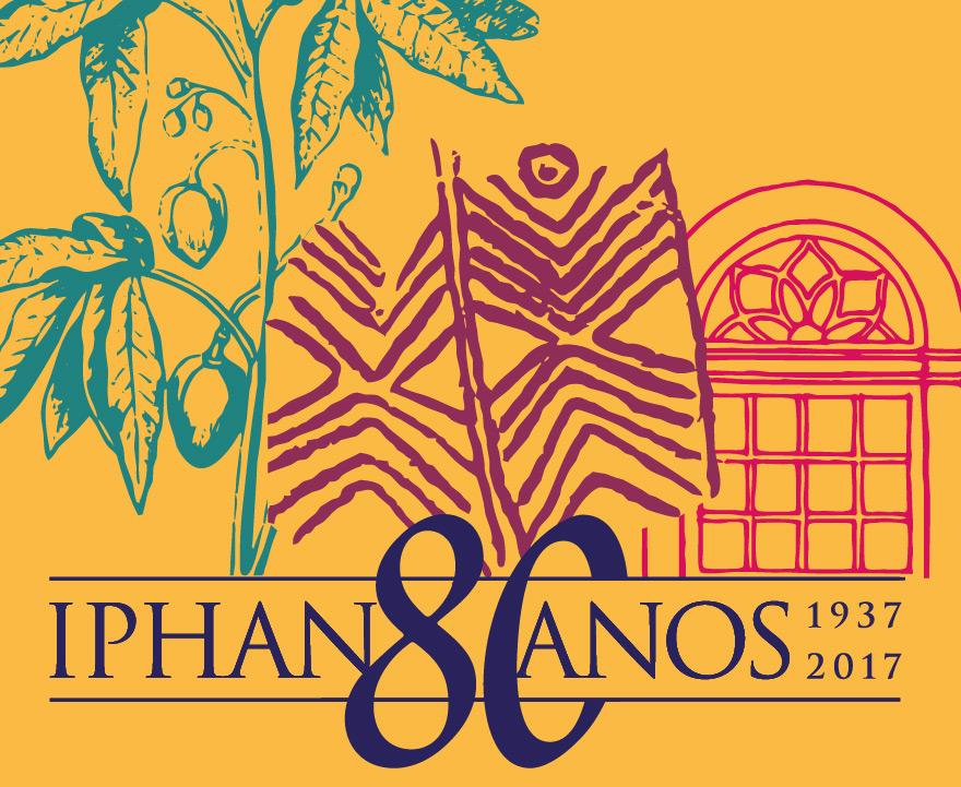 Selo 80 Anos Iphan