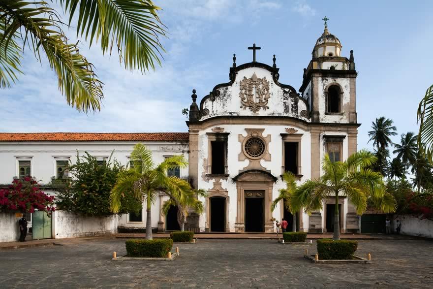 7694b5a836 O Mosteiro de São Bento de Olinda é a segunda instalação beneditina em  terras brasileiras.