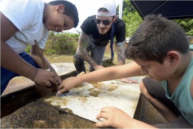 OCA - Origens, Cultura e Ambiente
