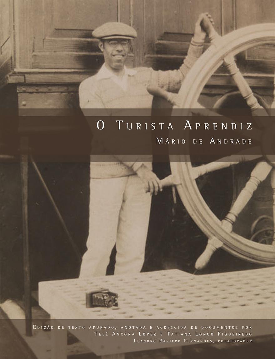 O Turista Aprendiz, de Mário de Andrade.