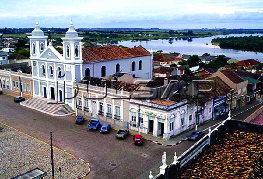 Igreja Matriz do Divino Espírito Santo em Jaguarão (RS)