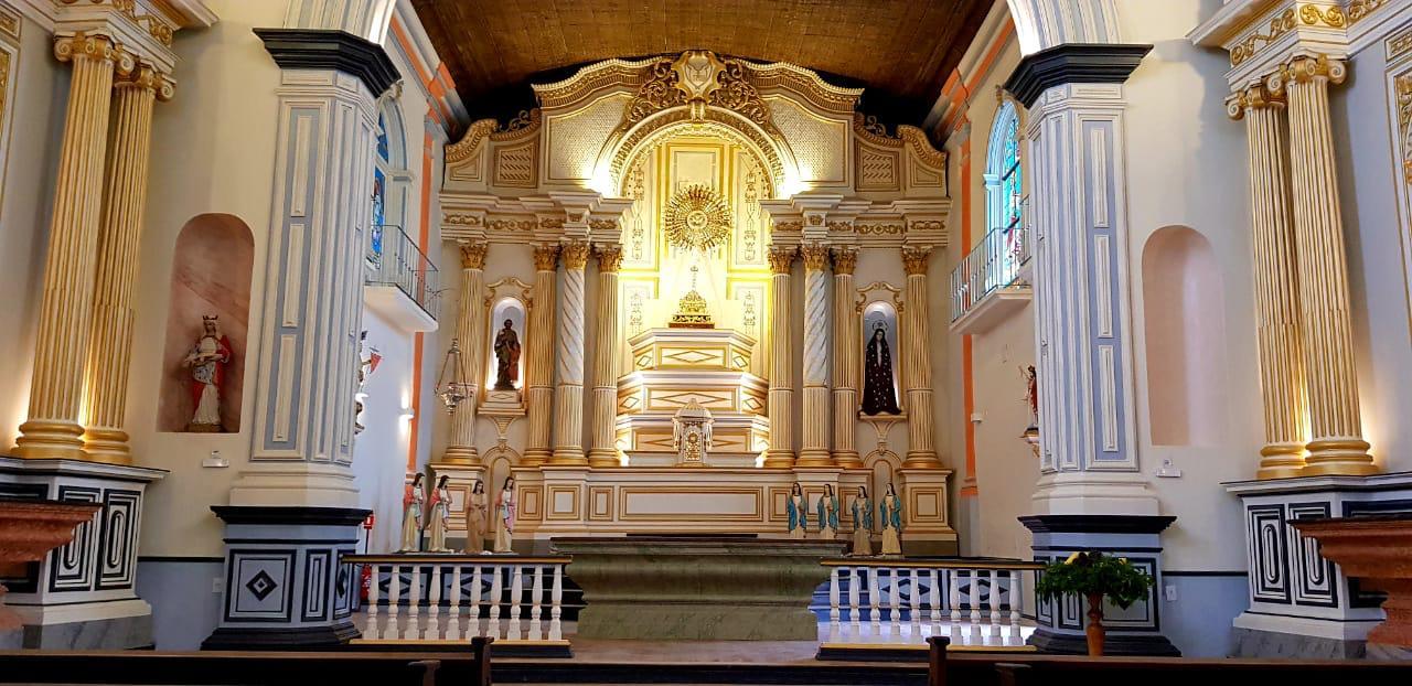 Igreja Matriz Espírito Santo