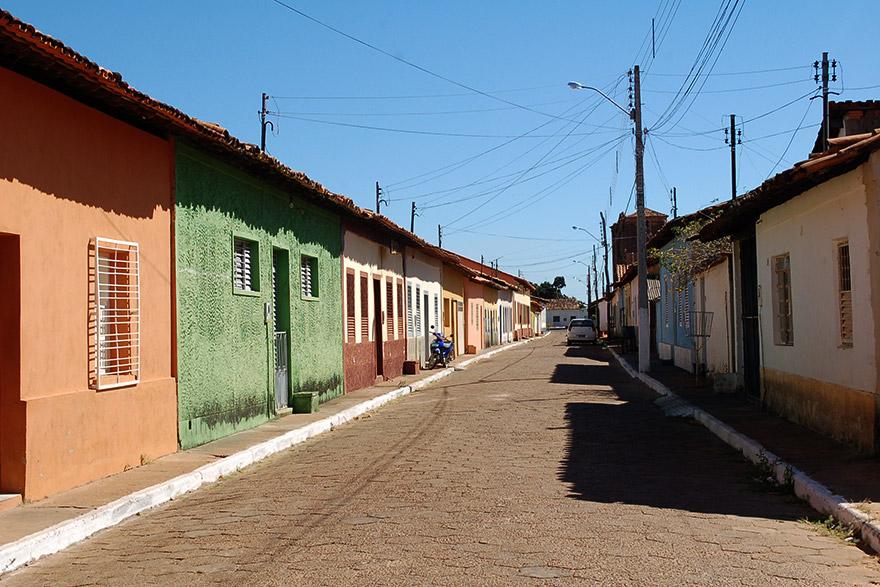 Casario em Porto Nacional-TO